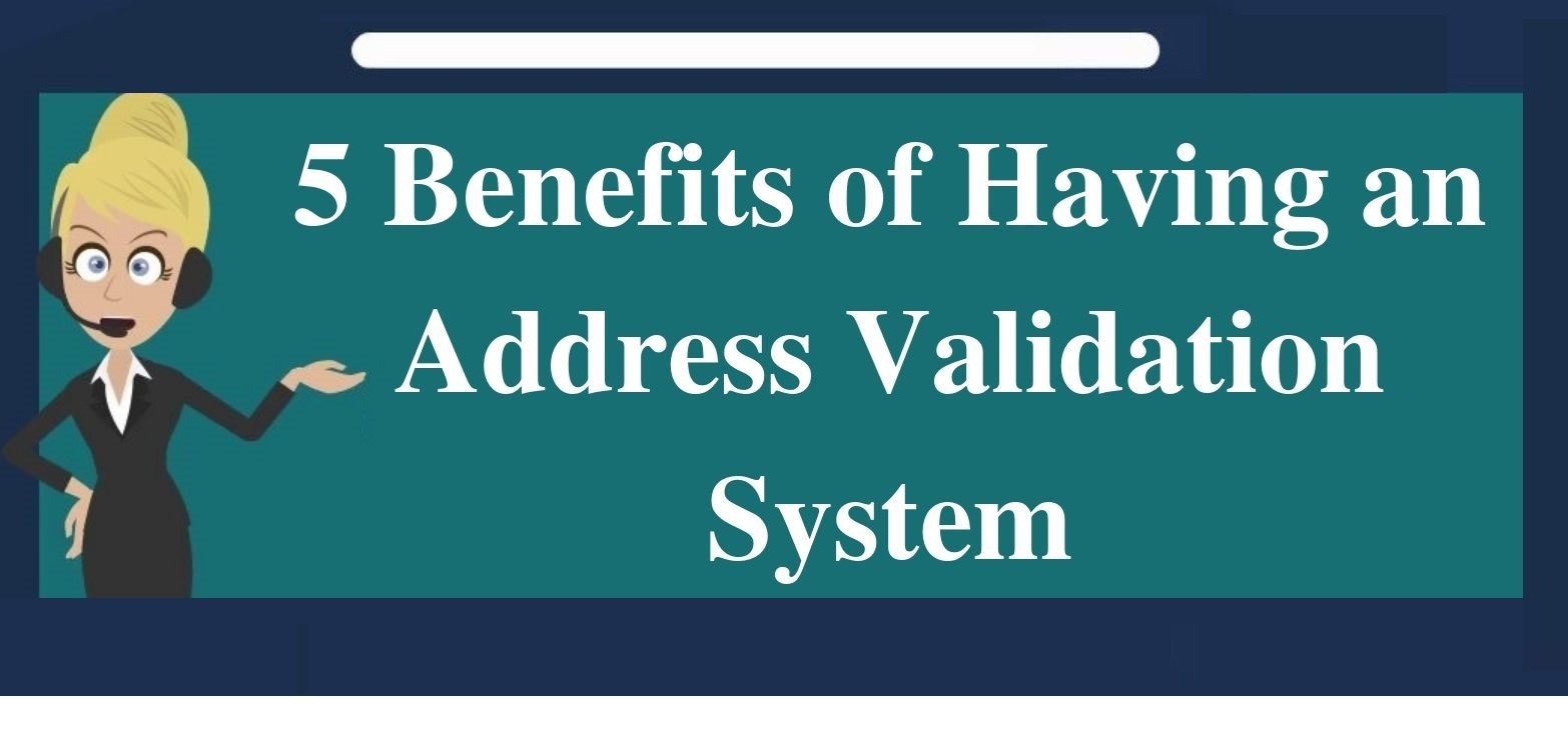 Canada Post Address Validation system