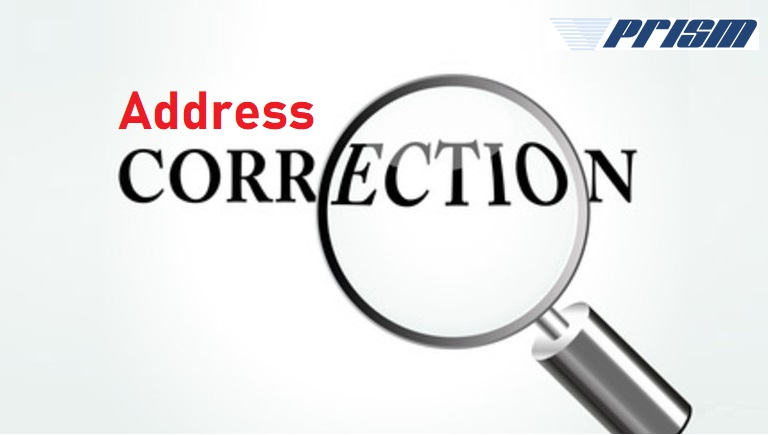 address correction software